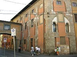 Palazzo delle Vedove Pisa