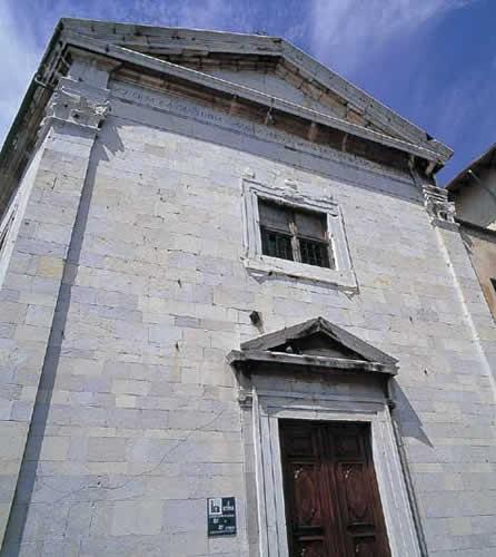 Chiesa San Matteo Pisa
