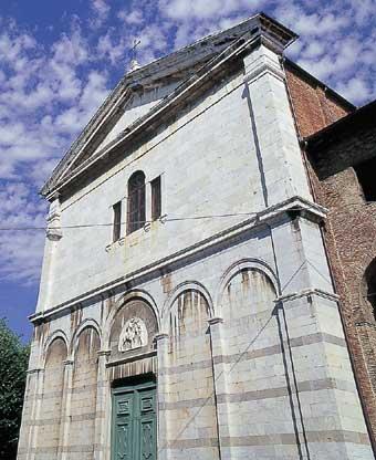 Chiesa di San Martino in Chinzica - Pisa